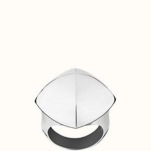 Collier de Chien Rock ring, medium model
