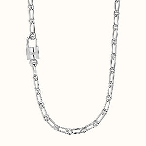 Alphakelly long necklace, large model