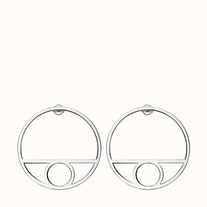 Chaine d'Ancre Game earrings, large model