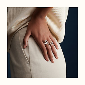 Alphakelly double ring, small model
