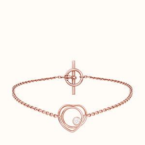 Vertige Coeur bracelet, very small model