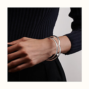 Vertige C?ur bracelet, large model