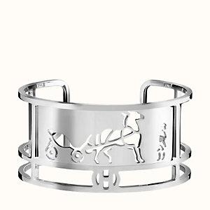 Caleche bracelet, small model