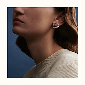 Vertige C?ur earrings, small model