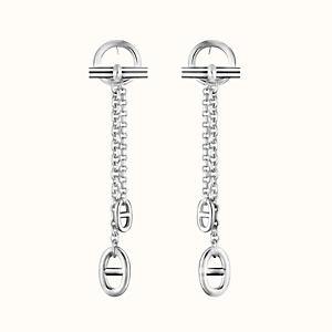 New Farandole earrings, medium model