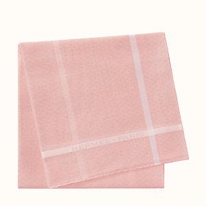 Jacquard d'H handkerchief