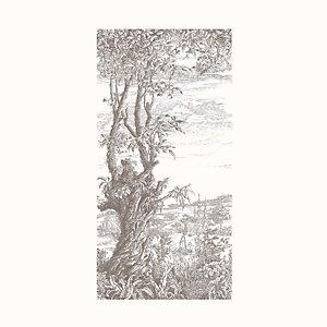 Campagne Buissoniere - Le Chataignier Decorative panel
