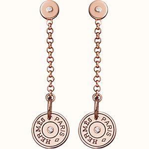 Gambade Clou de Selle earrings
