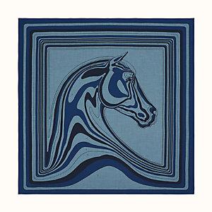 Pegase Paysage shawl 140
