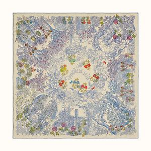 Le Jardin de Leila au Bloc shawl 140