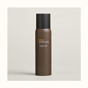 Terre d'Hermes shaving foam