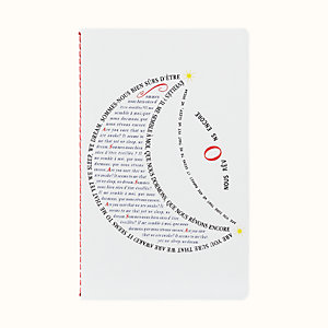 L'Ecrivain notebook