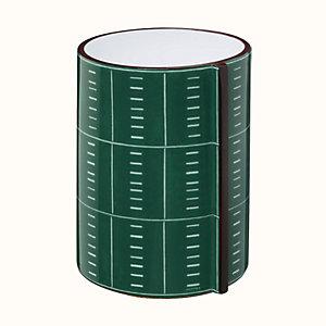 Perimetre low vase, small model