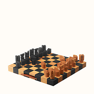 Horsecut chess game