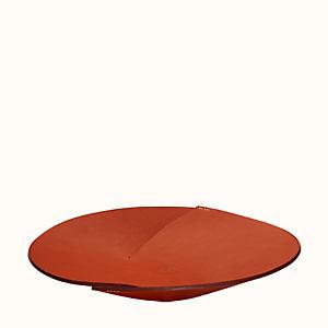 Pli'H round change tray, medium model