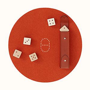 Declick dice game