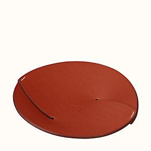 Pli'H round change tray, small model