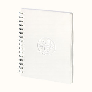 Ulysse plain notebook refill, medium model