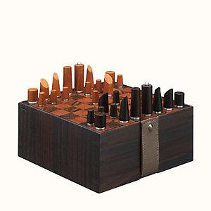Samarcande mini chess set, mini model
