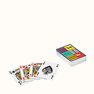 Couvertures Nouvelles bridge playing cards
