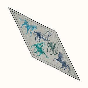 Pirouette au Galop losange, medium model