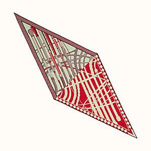 Fouets et Badines en Patch losange, medium model