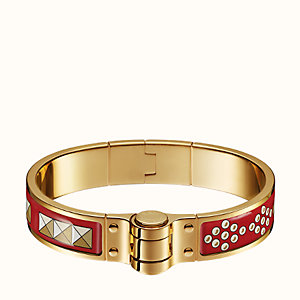 Colliers de Chiens hinged bracelet