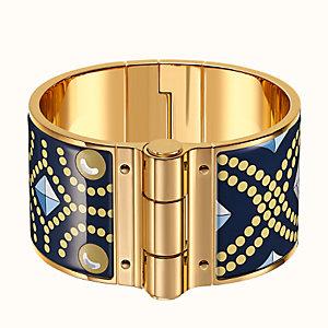 Colliers de Chiens hinged bracelet