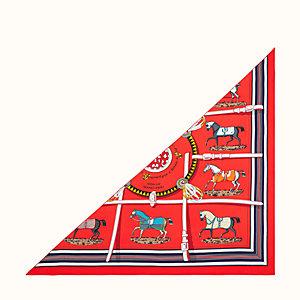 Couvertures et Tenues de Jour giant scarf