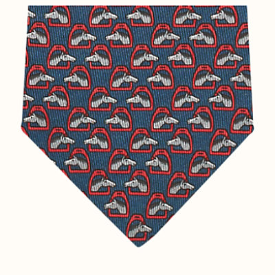 Horse talk tie