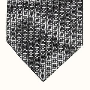 H Gourmette tie