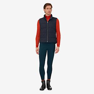 Jockey technical vest