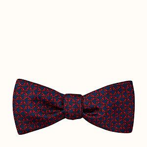 Etriers Croises bow tie
