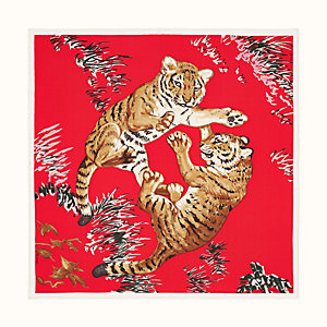 Les Tigreaux scarf 45