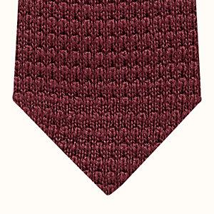 Tricot de Soie winter tie