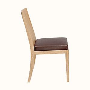 Reeditions J.-M. Frank par Hermes padded chair