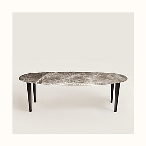 Metiers oval table