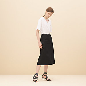 Panel pants, petite fit
