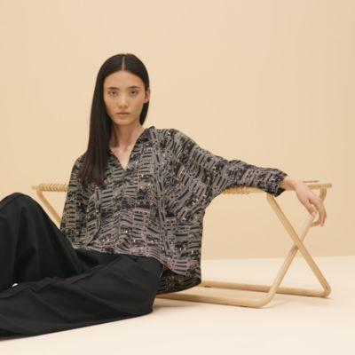 """Astrologie"" kimono-sleeve t-shirt"
