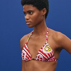 Odilon swimsuit top