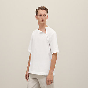 Zipped t-shirt