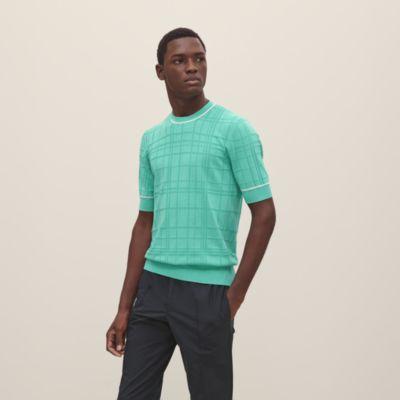"""""""Carreaux Textures"""" t-shirt"""