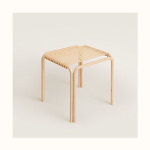 Karumi square stool