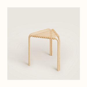 Karumi triangular stool