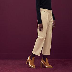 Bloomsbury cropped pants