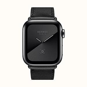Apple Watch Hermès Series 5 Single Tour 40mm Space Black