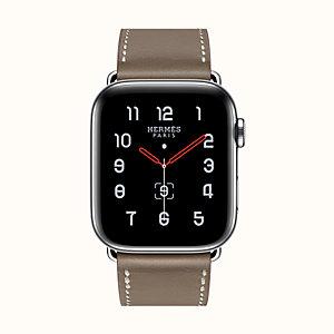 Apple Watch Hermès Series 5 Single Tour 44mm