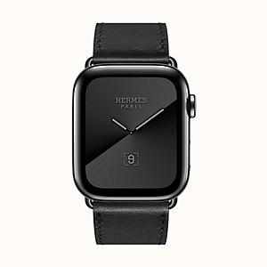 Apple Watch Hermès Series 5 Single Tour 44mm Space Black