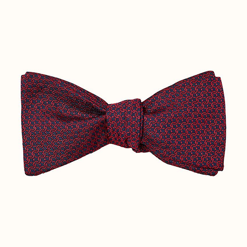 zoom image, Cotte de Mailles bow tie