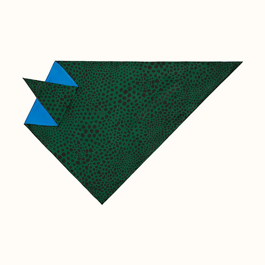 zoom image, Faune triangle scarf